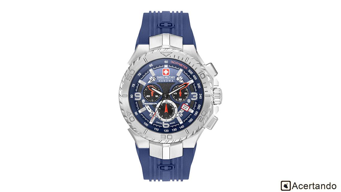 Relojes Suizos no tan caros de gama media