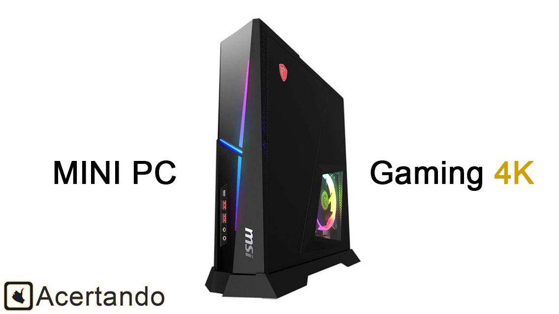 mejor mini pc gaming 4k