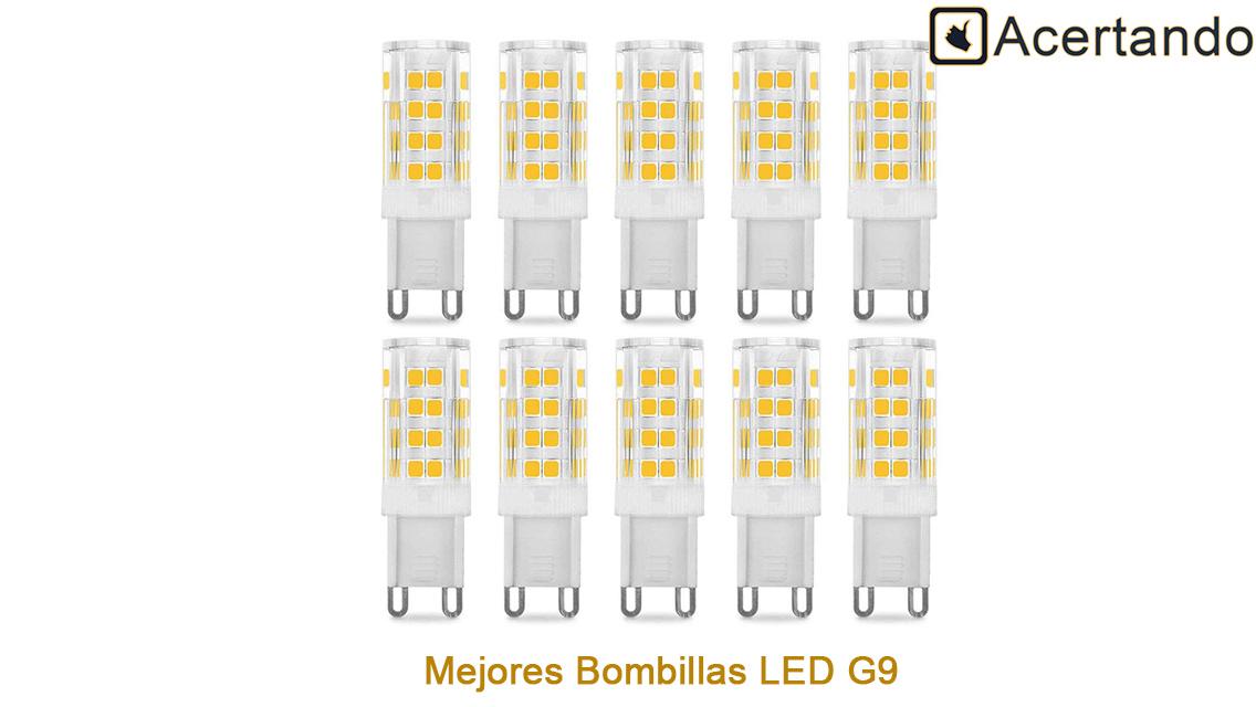 Mejores Bombillas LED G9