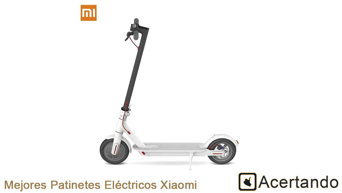 Mejores Patinetes Electricos Xiaomi
