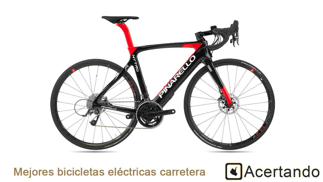 Mejores bicicletas electricas carretera