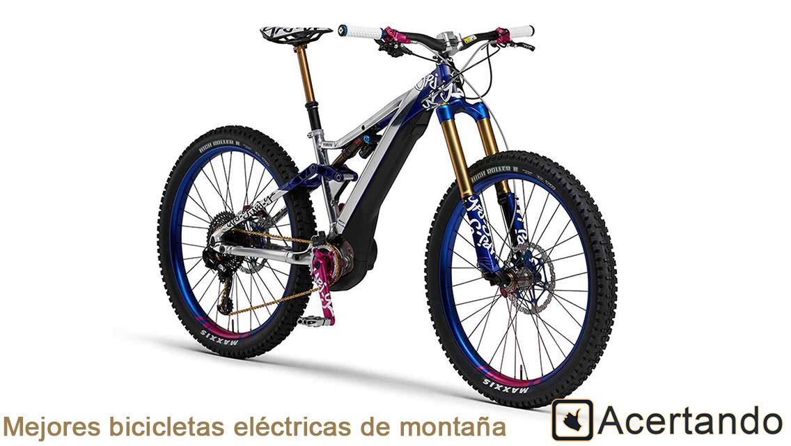 Mejores bicicletas electricas de montana