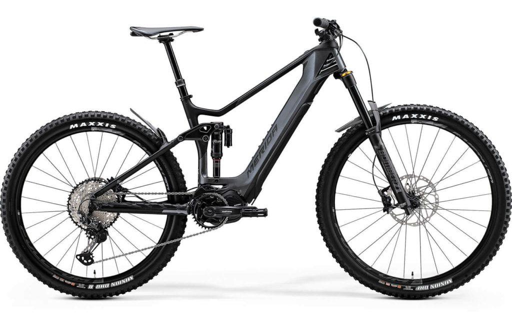 bici para montana electrica MERIDA eONE-SIXTY 8000
