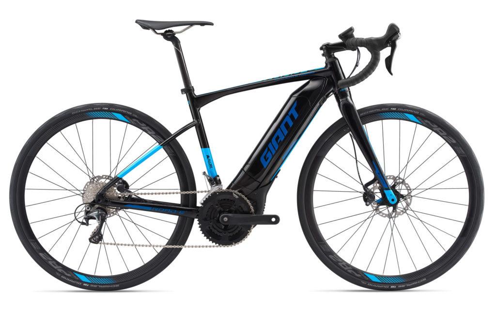 bicicleta electrica carretera Gigante Road E + 1 Pro