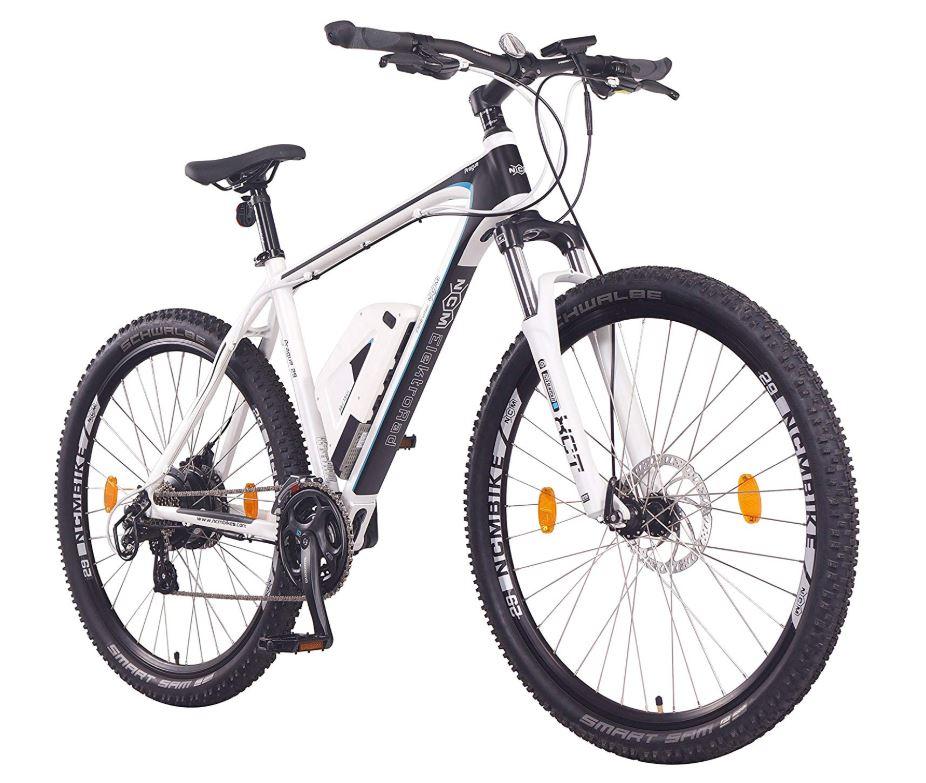 mejor bici electrica montana NCM Prague