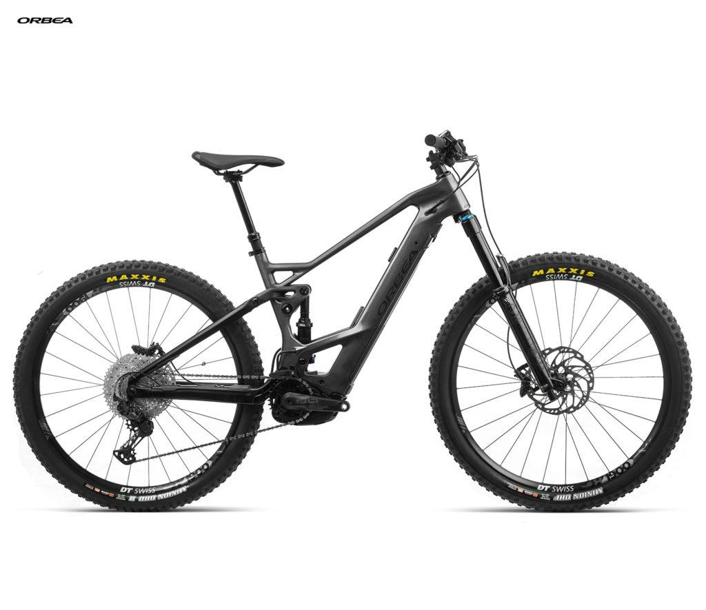 mejor bici electrica montana Orbea WILD FS M20