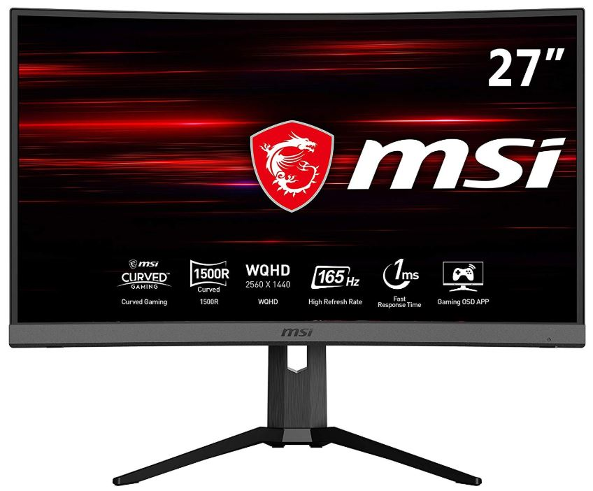mejor pantalla pc MSI Optix MAG272CQR