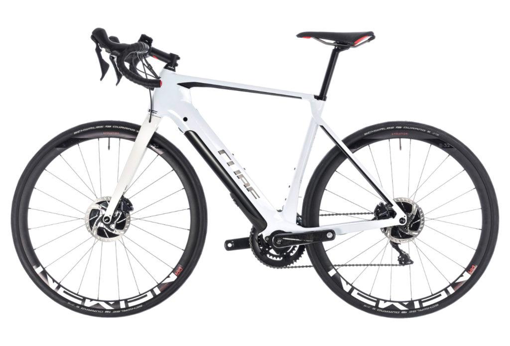 mejores bicicletas electricas Cube Agree Hybrid C 62 SL Disc