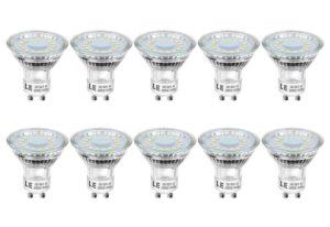 mejores bombillas led gu10 LE Bombillas LED