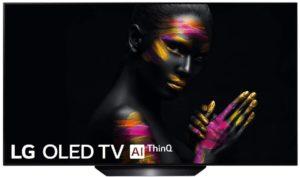 LG C9 - mejor TV OLED economica