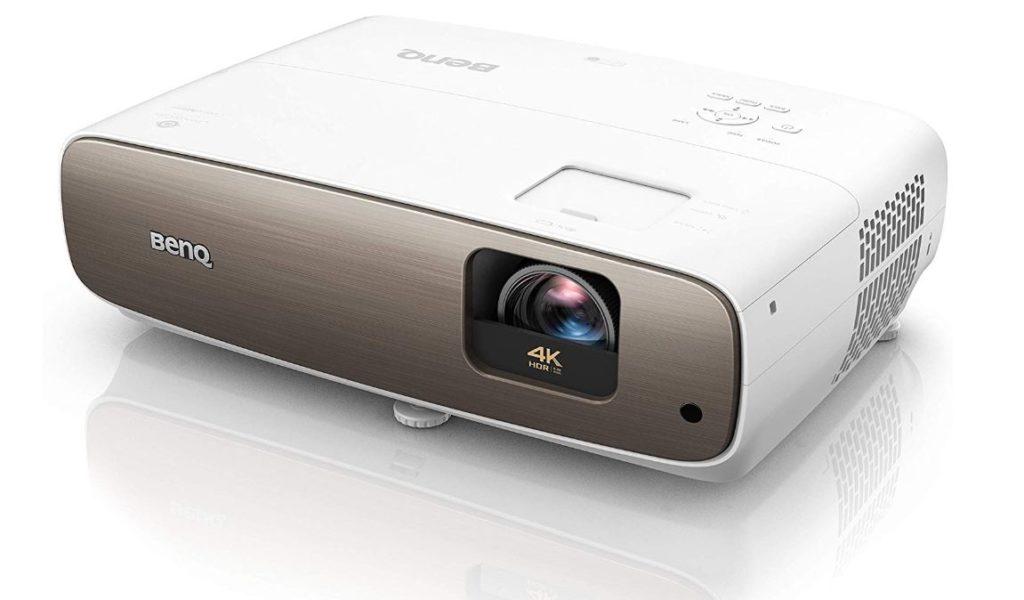 mejor proyector para cinefilos de cuarto oscuro BenQ W2700