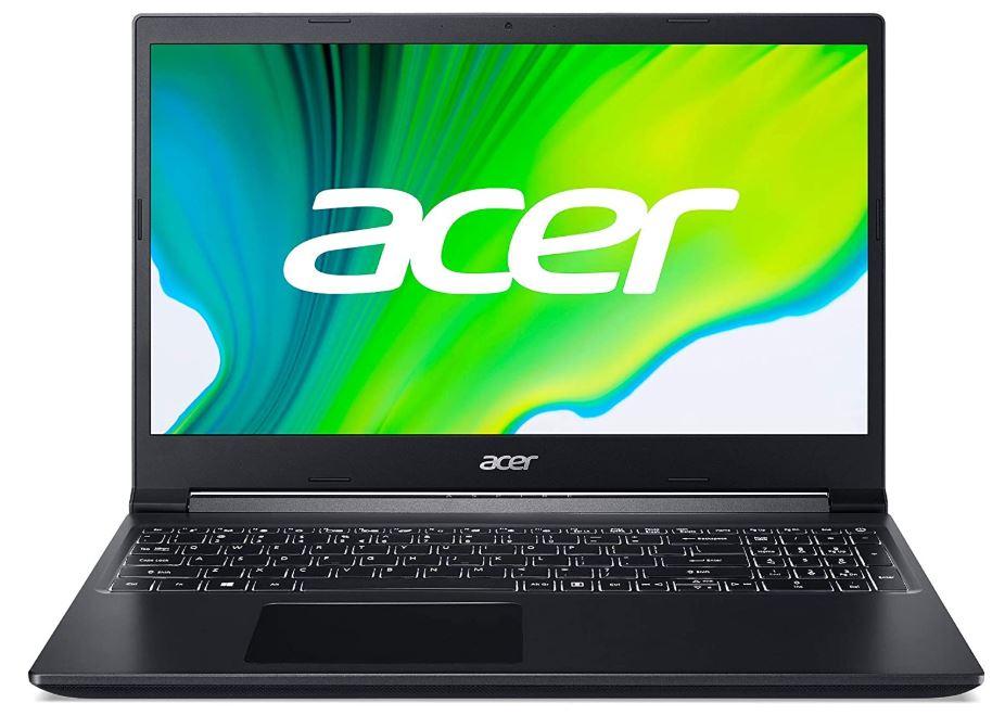 Acer Aspire 7 - Mejor portatil gaming barato por menos 700 euros