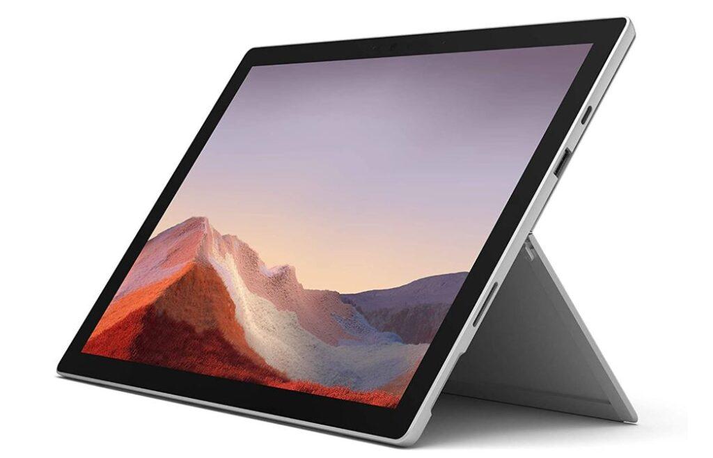 El mejor 2 en 1 desmontable Microsoft Surface Pro 7