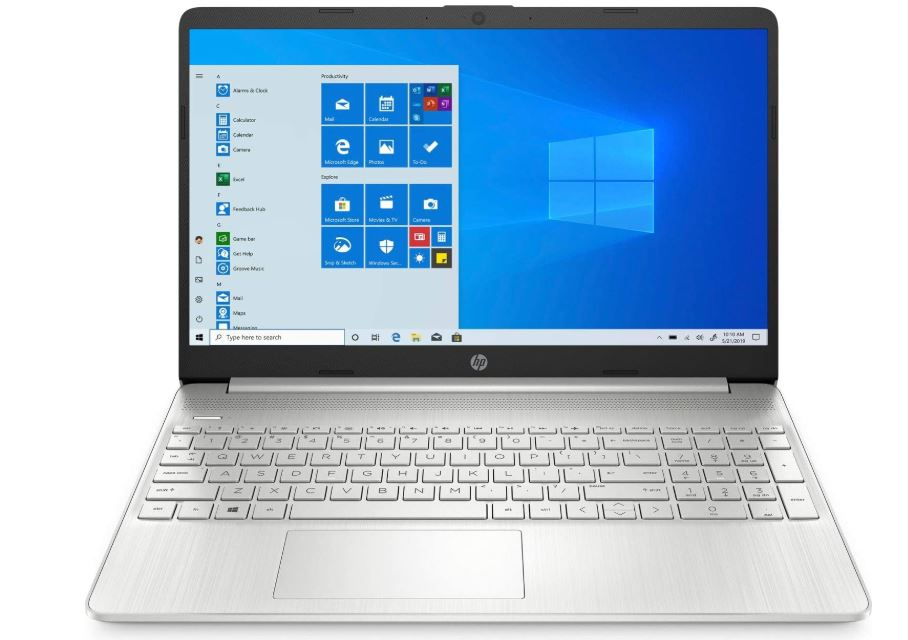 HP 15s-eq0025ns - Mejor portatil barato por 500 euros