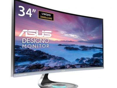 ASUS MX34VQ UltraWide Quad HD - Monitor para Autocad