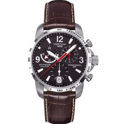 Certina - Reloj cronografo suizo
