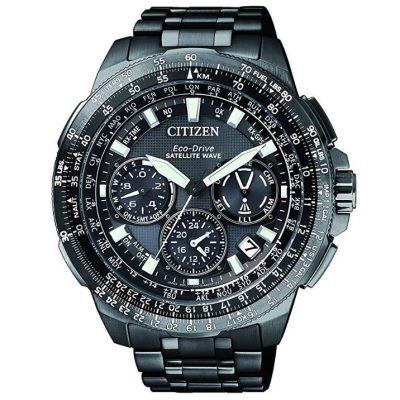 Citizen Promaster Sky – Satellite Wave – Reloj de Pulsera Cronografo Cuarzo Titan CC9025