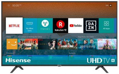 mejor televisor 55 pulgadas calidad precio