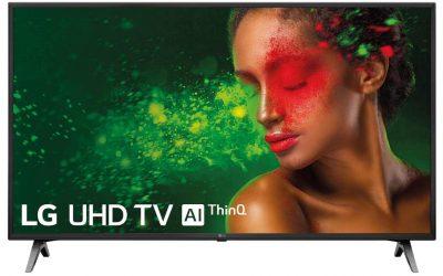 mejor televisor 43 pulgadas calidad precio