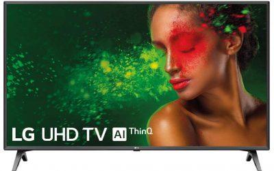 mejor tv 4k 43 pulgadas 2020 LG 43UM7500PLA