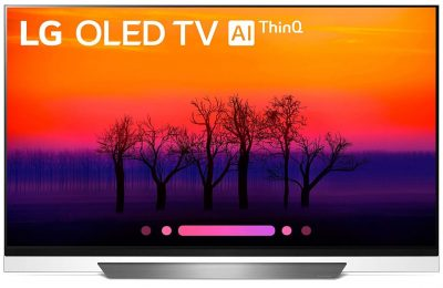 LG OLED55E8PLA LED TV 139 cm 55 4K UHD Smart TV OLED