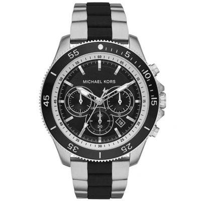 Michael Kors MK8664 Reloj Cronografo para Hombre en Acero Inoxidable