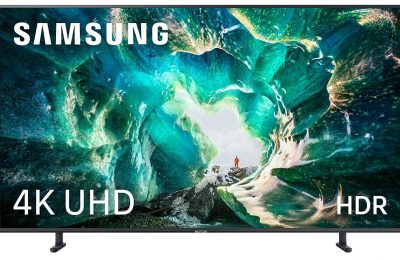 Samsung 4K UHD 2019 55RU8005 - Smart TV de 55 con Resolucion 4K UHD