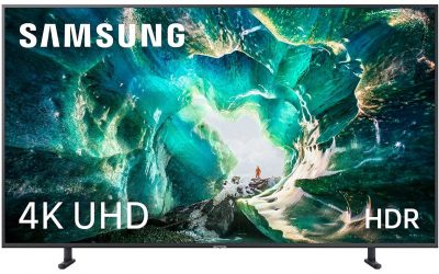 mejor tv de 55 pulgadas Samsung 4K UHD 2019 55RU8005 - Smart TV de 55 pulgadas