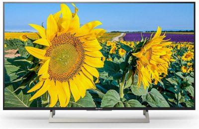 Sony KD-55XF8096 - Televisor 55 4K HDR LED con Android TV