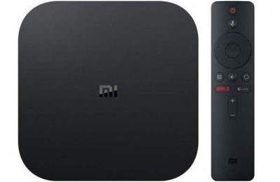 Xiaomi MI TV BOX S - Reproductor streaming en 4K Ultra HD