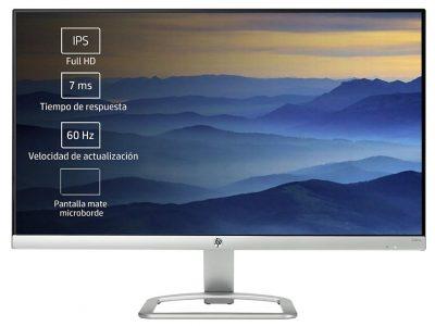 monitor con altavoces incorporados HP 24ea