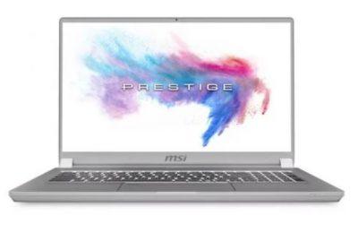 portatil 4k MSI P75 Creator 9SF-670ES