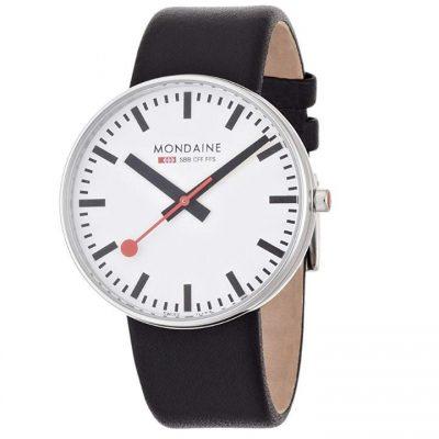reloj suizo Mondaine SBB Giant 42mm